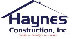Haynes Construction, Inc.