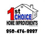 1st Choice Home Improvements Inc