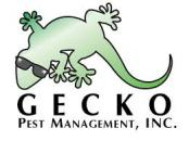 Gecko Pest Management