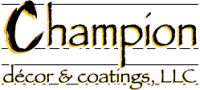 Champion Decor & Coatings