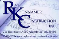 Ray Kennamer Construction, Inc.