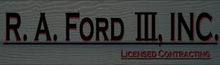Robert A Ford III Inc