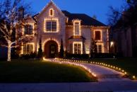 Christmas Lights Installation By Lawn Pros