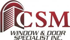 CSM Window and Door Specialists