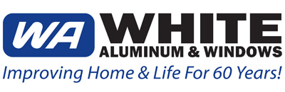 White Aluminum & Windows - Leesburg