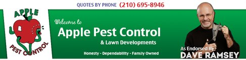 Apple Pest Control