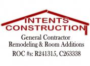 Intents Construction, LLC